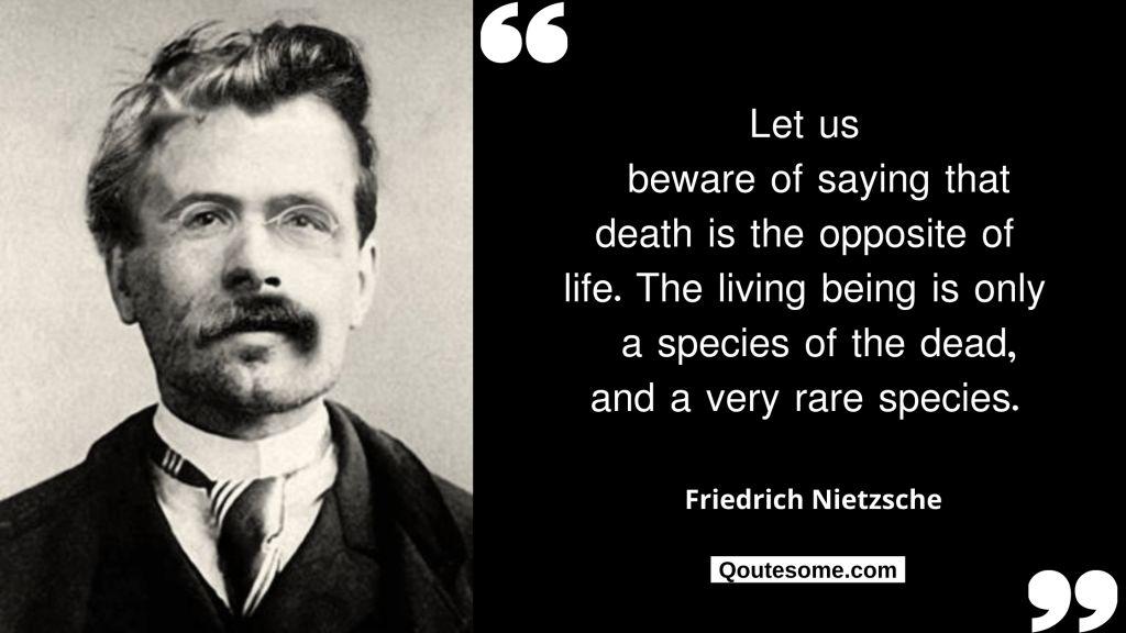 Friedric Nietzsche