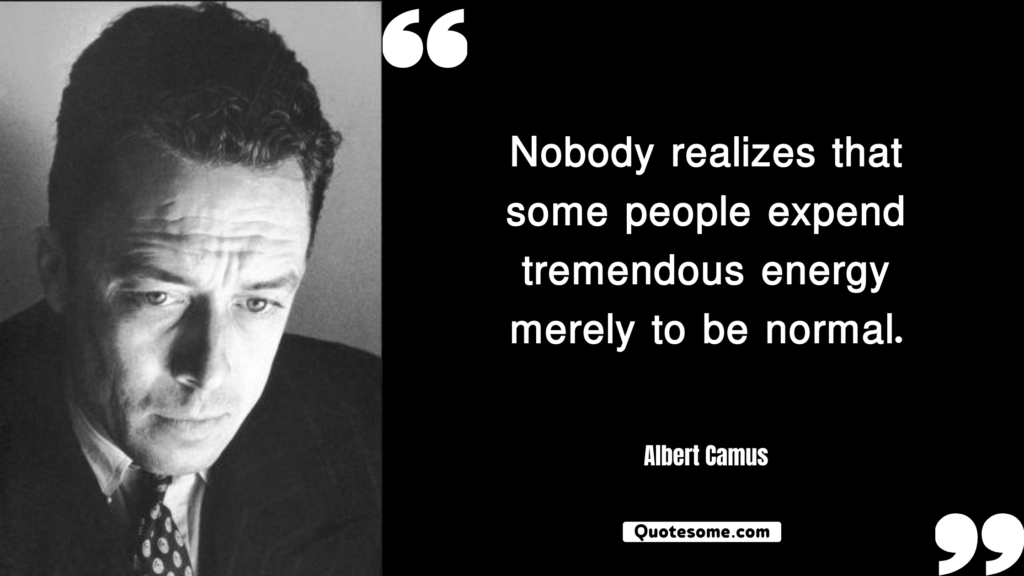 Albert Camus Quotes