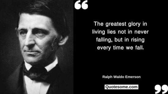 Ralph Waldo Emerson Quotes