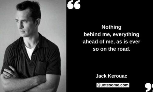 Jack Kerouac Quotes