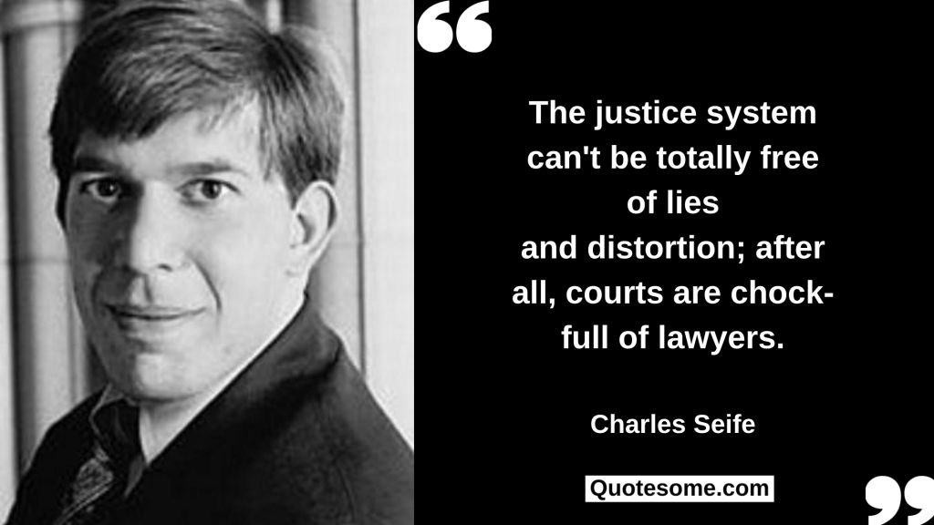 Charles Seife Quotes