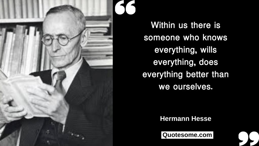 Hermann Hesse Quotes