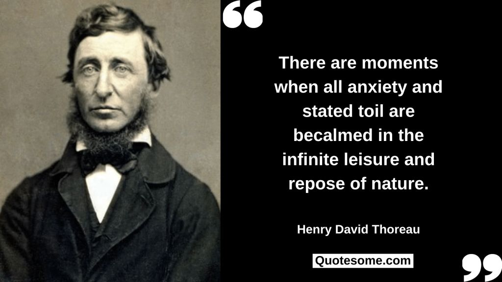 Henry David Thoreau Quotes