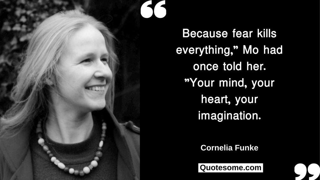 Cornelia Funke Quotes