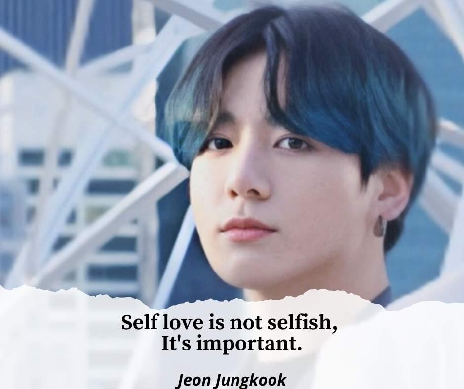 Jeon Jungkook quotes