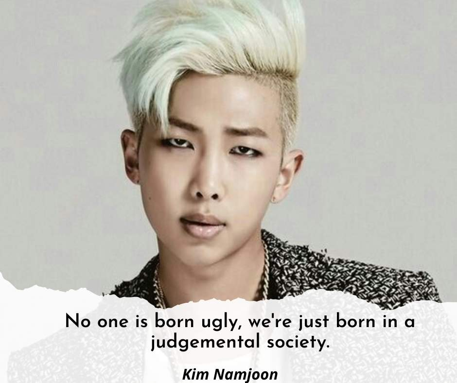 Kim Namjoon quotes
