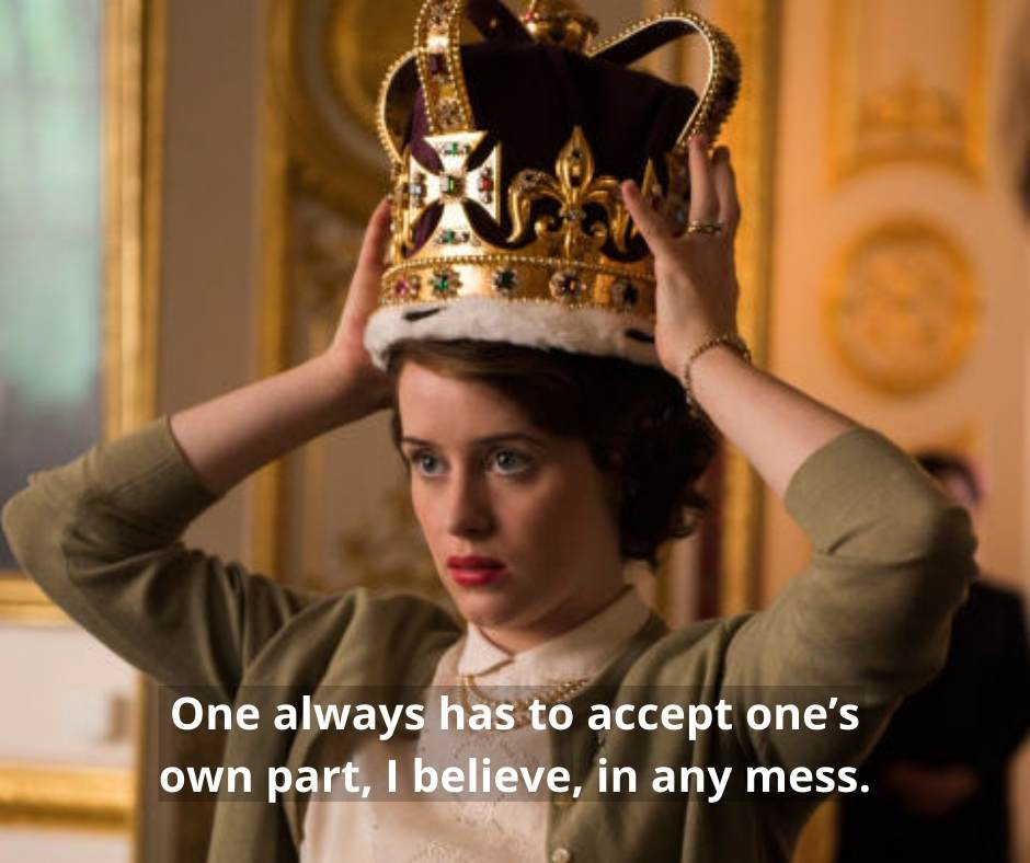 The Crown quotes from netflix